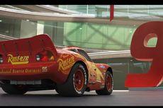"""Vettel dan Hamilton Akur di Film """"Cars 3"""""""
