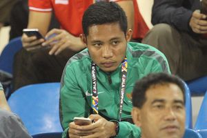 Indonesia Vs Kamboja, Evan Dimas dan Memori SEA Games 2015