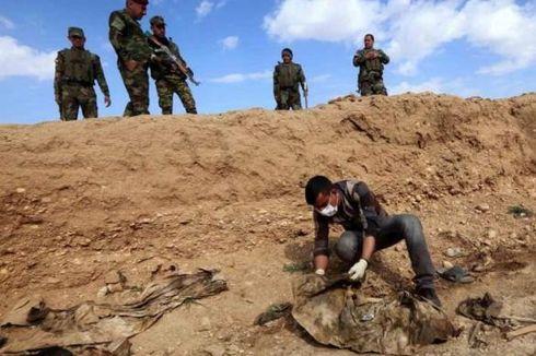 Hampir 10.000 Warga Yazidi Jadi Korban ISIS di Irak