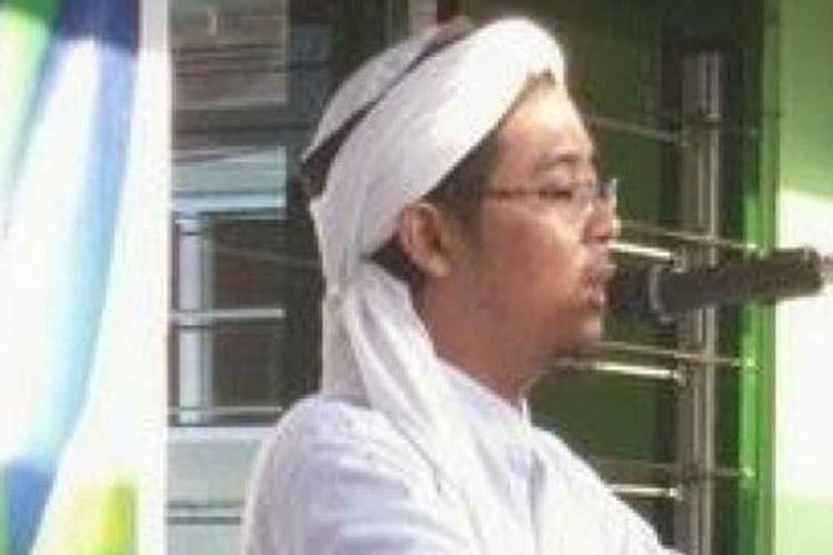 Bahrun Naim, anggota ISIS yang diduga berada di balik serangan teror dan bom di kawasan Sarinah, Jalan MH Thamrin, Kamis (14/1/2016).