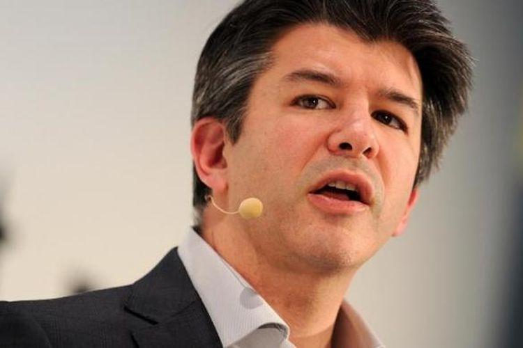 Travis Kalanick, cofounder dan CEO of Uber