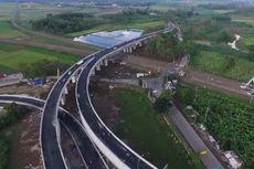 4 Jalan Layang Sudah Dibuka untuk Mudik Lebaran 2017