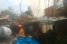 Enam Rumah di Kramat Jati Terbakar, 14 Mobil Pemadam Dikerahkan
