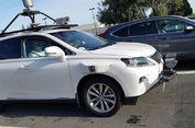 Mobil Tanpa Sopir Apple Terlihat Pertama Kali di Jalanan