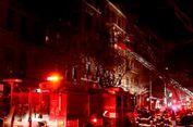 Kebakaran Apartemen di New York Akibat Seorang Anak Bermain Kompor