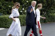 Putra Donald Trump Gabung di Klub Milik Erick Thohir