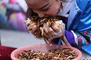Demi Dapat Emas Batangan, Turis Santap 1,2 Kg Serangga