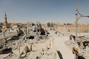 Rusia: Koalisi AS 'Sapu Bersih' Raqqa Hingga Rata dengan Tanah