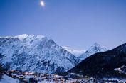 Tiga Pendaki Tewas Tersapu Longsor Salju di Pegunungan Alpen