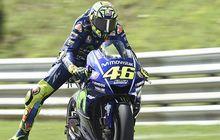 Rossi Berharap Balapan di Aragon Hujan