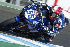Yamaha Indonesia Kibarkan Merah Putih di Jerez