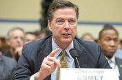 Comey Tulis Surat Perpisahan untuk Kolega di FBI, Apa Isinya?
