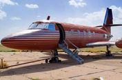 Setelah 30 Tahun 'Teronggok', Pesawat Milik Elvis Akan Dilelang