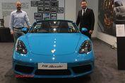 Beli Porsche di Indonesia Bisa 'Kustom' Sesuai Selera