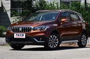 Suzuki Siapkan S-Cross 'Facelift' Sebentar Lagi?