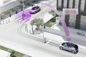 VW Ciptakan Teknologi Interaksi Antar Mobil