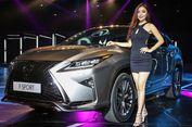 """Wholesales"" Lexus Paruh Pertama 2017 Melejit"