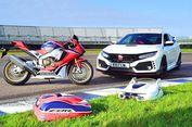 Honda Luncurkan Civic Type R Khusus Potong Rumput
