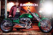 "Harley 'Kustom Pro Street Terbaek"" dari Makassar"