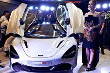 Tipikal Konsumen McLaren di Indonesia