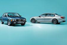 BMW Produksi 200 Unit Edisi Khusus 40 Tahun Seri 7
