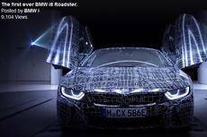 Menanti Penampilan Perdana BMW i8 Roadster (Video)
