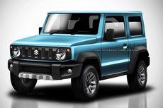 Lebih Dekat dengan Generasi Baru Suzuki Jimny