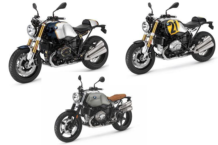 Layanan kustom BMW Motorrad