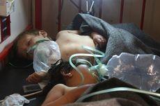 MSF Temukan Tanda-tanda Gas Saraf dalam Serangan di Suriah