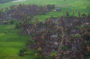 Militer Myanmar Disebut Bakar Desa yang Ditinggalkan Warga Rohingya