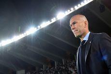 Kekesalan Zidane saat Real Madrid Taklukkan Al Jazira