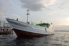 Kapal Rumah Sakit Apung Dr Lie Dihantam Badai di Perairan Ternate