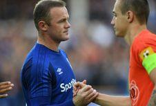 Rooney Cicipi Kemenangan Perdana bersama Everton di Kancah Eropa