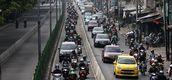 Masuk Jalur Transjakarta Denda Rp 1 Juta, Hoax