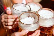 Beda Pengaruh Alkohol pada Pria dan Wanita