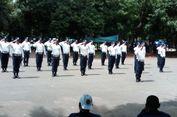 Polisi di Bali 'Sweeping' Petugas Keamanan yang Tidak Resmi
