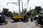 19 Pelintasan Sebidang di Jakarta, Baru 9 yang Ditutup