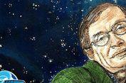 Stephen Hawking Akan Jadi Penderita ALS Pertama yang ke Luar Angkasa