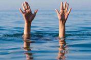 Sahrul Tewas Saat Menolong Teman yang Tenggelam