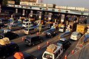 H-4 Lebaran, Tol Jakarta-Cikampek Ramai Lancar