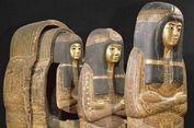 Lewat DNA Mumi, Ilmuwan Temukan Asal-usul Masyarakat Mesir Kuno