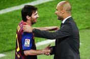 Guardiola Bicara soal Transfer Messi Senilai Rp 4,7 Triliun