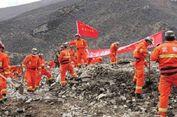 Tanah Longsor Melanda China, 8 Orang Tewas dan 17 Orang Hilang