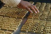 Produksi Emas Dunia Merosot