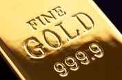 Hari Ini, Harga Emas Antam Rp 593.000 Per Gram