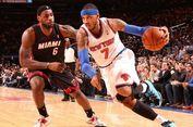 New York Knicks Resmi Lepas Carmelo Anthony ke Thunder