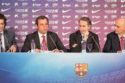 Tragis! Keluarga Mantan Presiden Barcelona Tak Punya Uang Makan