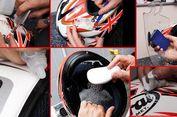 Sepelekan Kebersihan Helm, Bisa Jadi Sarang Kecoa