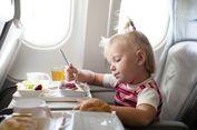 Kiat Menghibur Anak yang Bosan di Pesawat