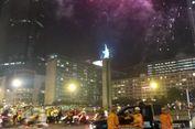 Tawuran dan Kebakaran pada Malam Takbiran di Jakarta